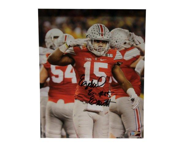 buy online 39e65 d2049 Ezekiel Elliott Autographed Memorabilia | Signed Photo ...