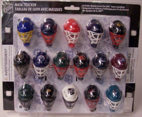 Franklin 30 Piece NHL Tracker Set