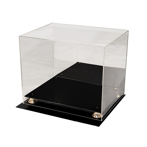 Full Size Football Helmet Display Case - Collector's Edition