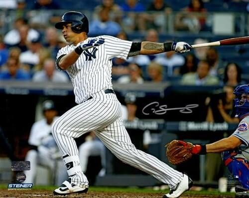 a6a06b12e18 Gary Sanchez Autographed Signed Auto New York Yankees 8x10 Photograph    Steiner - Certified Authentic