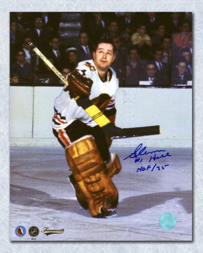 Glenn Hall Chicago Blackhawks Autographed Signed 8x10 Photo - Certified  Authentic b8007c1f8