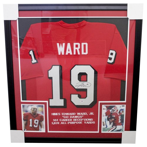 best cheap 57267 d3eac Hines Ward Autographed Memorabilia | Signed Photo, Jersey ...