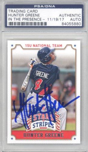 KENDALL WILLIAMS Signed Autograph 2018 Leaf Perfect Game Baseball Card Auto COA