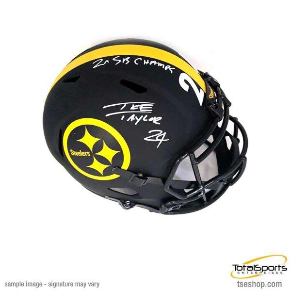 Ike Taylor Autographed Memorabilia   Signed Photo, Jersey ...