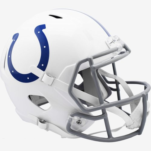 Indianapolis Colts Speed Replica Football Helmet NEW 2020