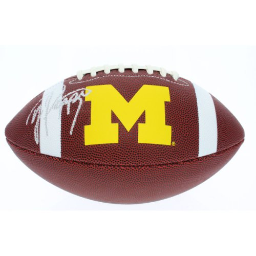 Jabrill Peppers Autographed Signed Michigan Wolverines Special Edition Logo  Football - JSA Certified Authentic 9548df82e