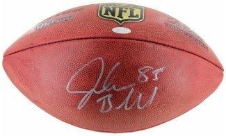 Jake Ballard Autographed Signed Official NFL New Duke Football- Steiner Hologram - Arizona Cardinals
