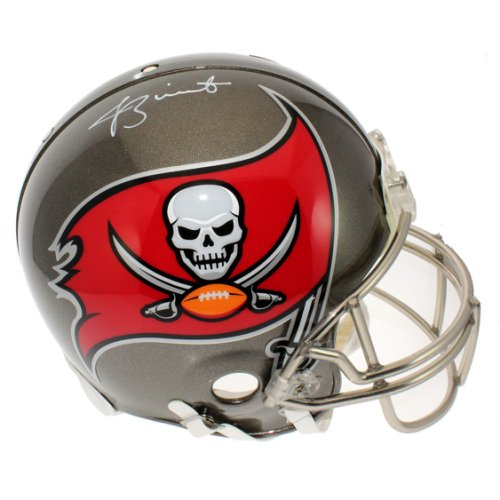 81fb2119e Jameis Winston Tampa Bay Buccaneers Full Size Authentic Proline Helmet  Autographed Signed - PSA/DNA