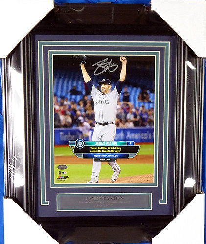 more photos 8a677 e0a36 James Paxton Autographed Memorabilia | Signed Photo, Jersey ...