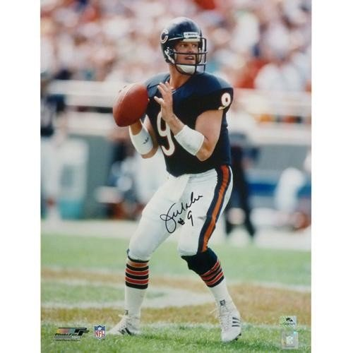 75936bc4483 Jim McMahon Autographed Signed Auto Chicago Bears 16 20 Photograph -  Certified Authentic