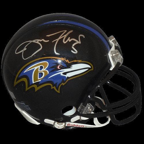 Joe Flacco Autographed Signed Auto Baltimore Ravens Mini Helmet - Certified  Authentic b88a3dc87