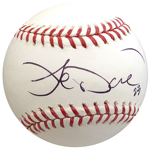Autographed Baseballs Vladimir Guerrero Los Angeles Angels of Anaheim Autographed Baseball