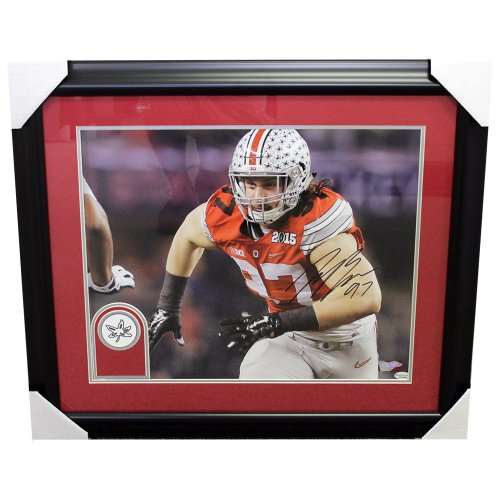 low priced 99f9a 31f77 Joey Bosa Autographed Memorabilia | Signed Photo, Jersey ...