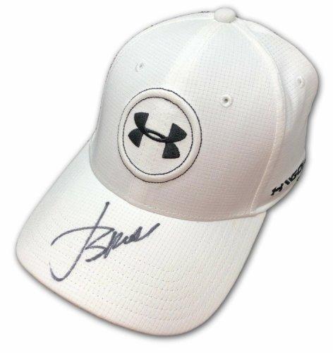 Jordan Spieth Autographed Signed Autographed Under Armour Cap JSA