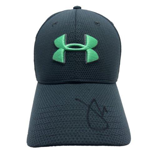 Jordan Spieth Autographed Signed Under Armour Hat - Sports Collectibles Authentication