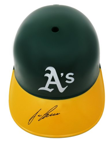 Jose Canseco Autographed Signed Oakland A's Replica Batting Helmet