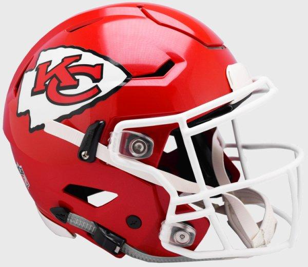 Kansas City Chiefs SpeedFlex Football Helmet