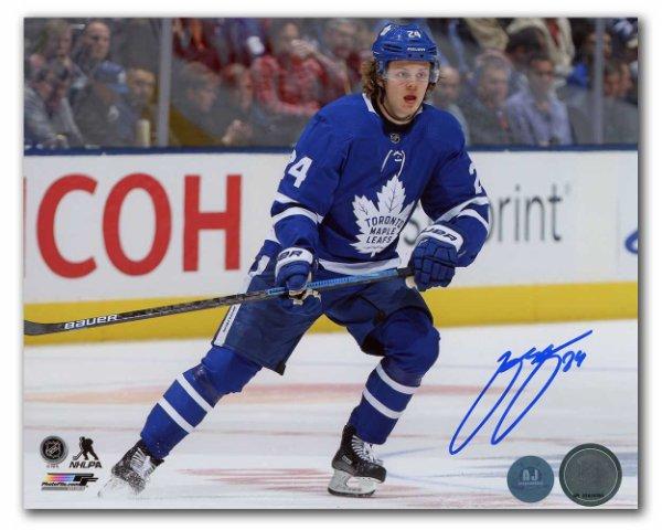 a5645341c Kasperi Kapanen Toronto Maple Leafs Autographed Signed 8x10 Photo - Certified  Authentic