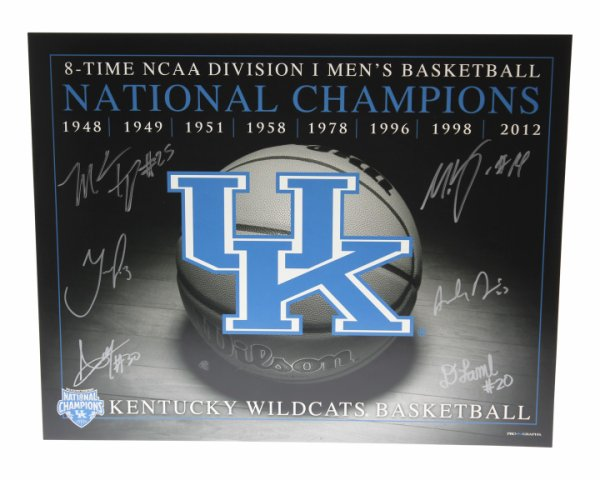 official photos cfb36 20dd8 Anthony Davis Autographed Memorabilia | Signed Photo, Jersey ...