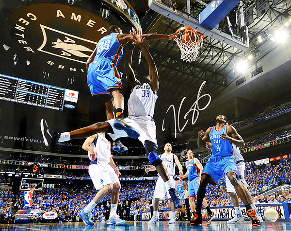 hot sale online 0aed5 377f3 Kevin Durant | Autographed Baketball Memorabilia & NBA ...
