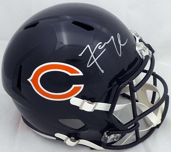 huge selection of 99401 7128d Khalil Mack Autographed Signed Memorabilia Chicago Bears ...