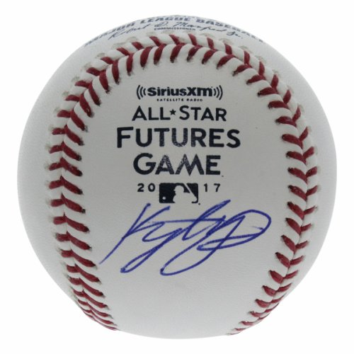 12b4b7d5a5a9ef Kyle Tucker Autographed Signed 2017 All Star Futures Game Baseball -  Certified Authentic