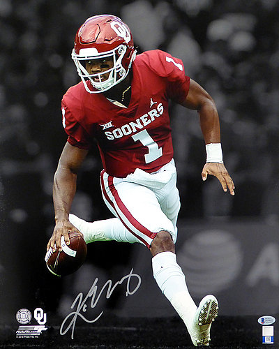 Kyler Murray Autographed Signed 16x20 Photo Oklahoma Sooners - Beckett  Authentic d46768348