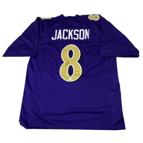 Baltimore Ravens Autographed Jerseys | Signed Jerseys