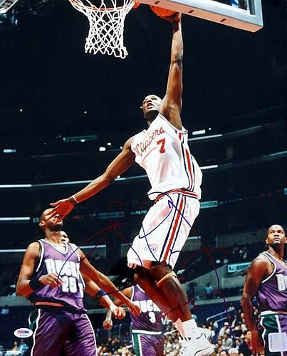 810f23b662a6 Lamar Odom Autographed Signed 16x20 Photo Los Angeles Clippers - PSA DNA  Certified