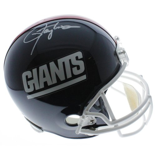 ae7e2fadfd0 Lawrence Taylor New York Giants Autographed Signed Full Size Riddell  Replica Helmet - TriStar Certified Authentic