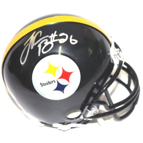 d2dcc0d37 Le Veon Bell Autographed Signed Pittsburgh Steelers Mini Helmet - JSA  Certified Authentic
