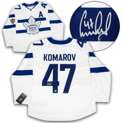 official photos 9628d 8867f Toronto Maple Leafs Autographed Jerseys | Signed Jerseys