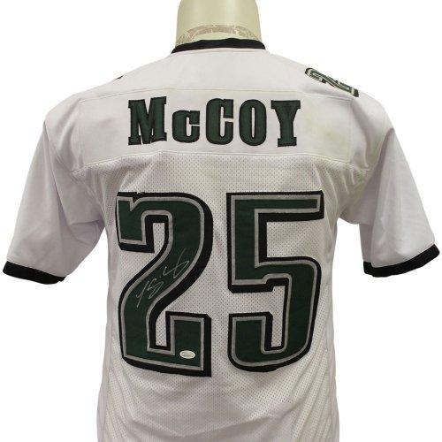 pretty nice 23027 a0807 LeSean McCoy Autographed Signed Philadelphia Eagles Jersey ...