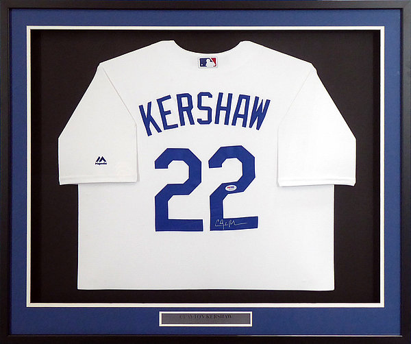 online store 1b964 60647 Los Angeles Dodgers Autographed Jerseys | Signed Jerseys