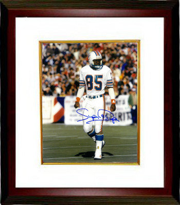 Mark Duper Autographed Signed Miami Dolphins 8x10 Photo Custom Deluxe Framed Super - Certified Authentic