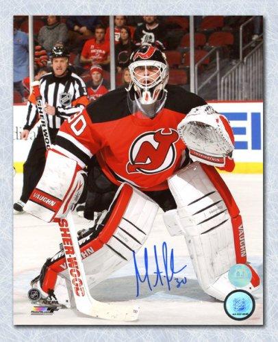 san francisco 43096 70938 Martin Brodeur New Jersey Devils Autographed Signed Game ...