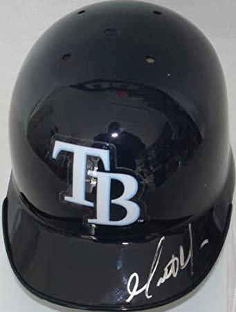 Autographed Mini Helmets | MLB Memorabilia