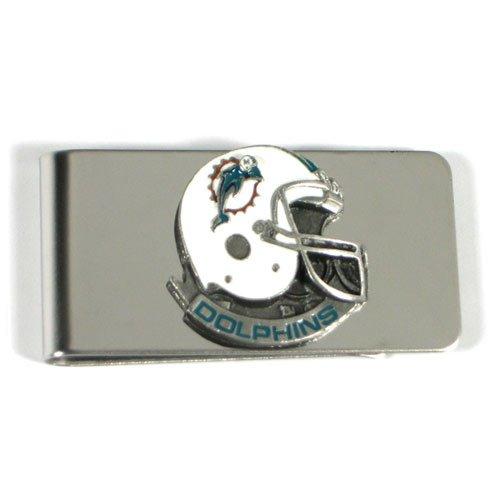 Miami Dolphins Money Clip