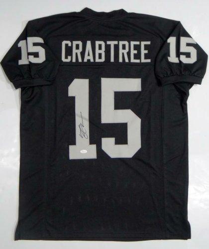 Michael Crabtree Autographed Memorabilia | Signed Photo, Jersey ...