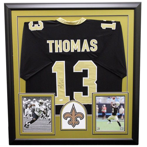 b05bde7ee Michael Thomas New Orleans Saints Framed Autographed Signed Jersey - JSA  Authentic