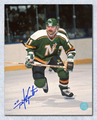 Mike Gartner Minnesota North Stars Autographed Signed 8x10 Photo -  Certified Authentic d77b04950