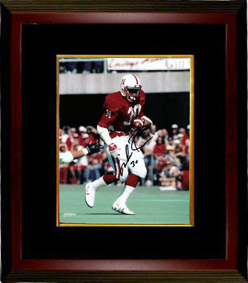 info for a20b2 862df Mike Rozier Autographed Signed Nebraska Cornhuskers 8x10 ...