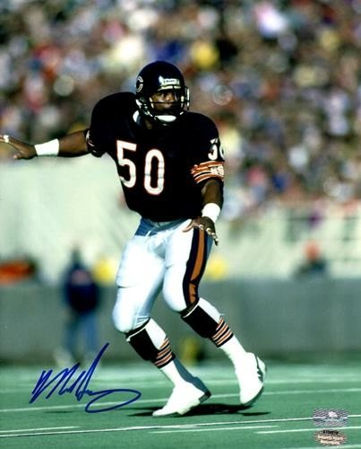 6f8436f5ecb Mike Singletary Autographed Signed Auto Chicago Bears 8x10 Photograph -  Certified Authentic