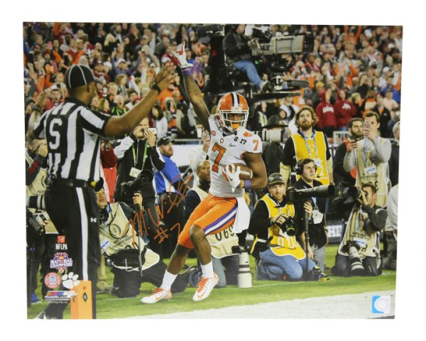 sneakers for cheap a6f59 265e3 Mike Williams Autographed Memorabilia | Signed Photo, Jersey ...
