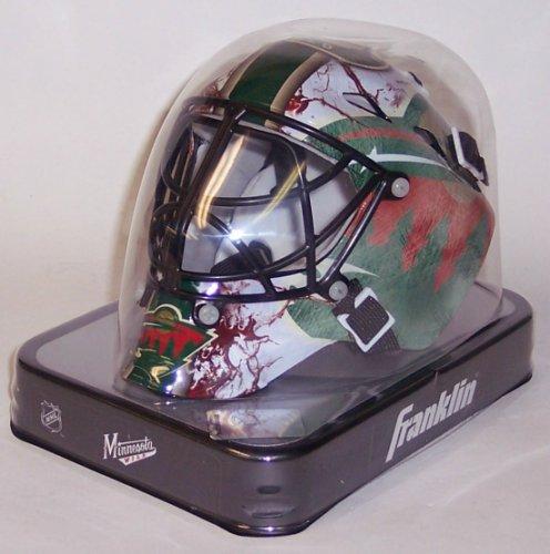 Minnesota Wild Franklin Sports NHL Mini Goalie Mask