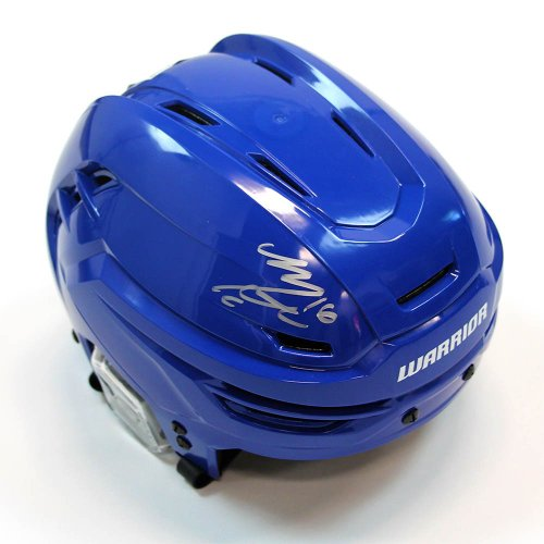 Mitch Marner Autographed Signed Warrior Hockey Helmet - Toronto Maple Leafs