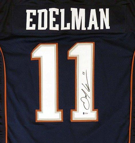 low priced ed262 057c5 Julian Edelman Autographed Memorabilia | Signed Photo ...