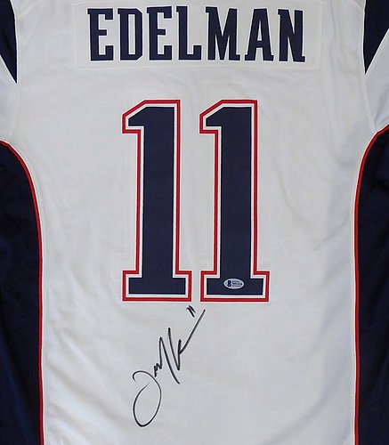 huge selection of c061f 356b1 New England Patriots Autographed Jerseys | Signed Jerseys
