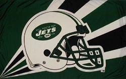 New York Jets Helmet Flag BLOWOUT SALE