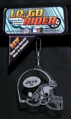 New York Jets Low-Go Rider Helmet
